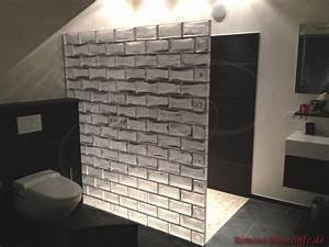 Glaswand Selber Bauen : dusche gemauert mit glas ~ Lizthompson.info Haus und Dekorationen
