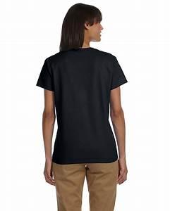 Blank Women's Black T-Shirt - RNK Shops
