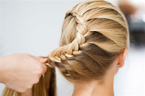 Quick & Easy Braided Updo Tutorial