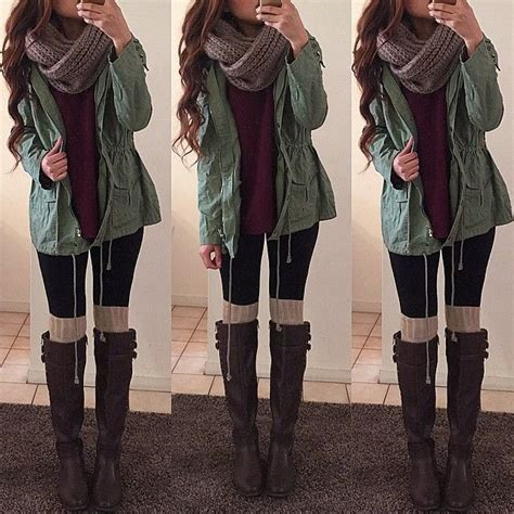 Cute Simple Outfits For Winter | www.pixshark.com - Images Galleries With A Bite!
