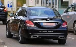 Mercedes Classe C Restylée 2018 : 2018 mercedes c class price specs performance spy photos ~ Maxctalentgroup.com Avis de Voitures