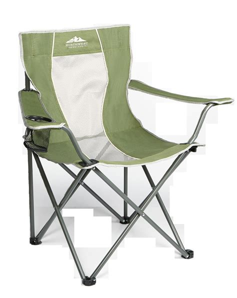 northwest territory director s chair with fold up side