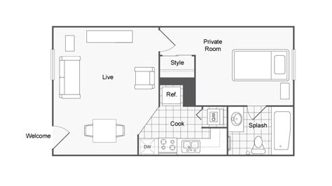 1 Bedroom Apartments Near Usf by Apartments In Ta Near Usf Ulake Apartments