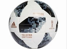 adidas Telstar WK 2018 Top Bal VoetbalDirect