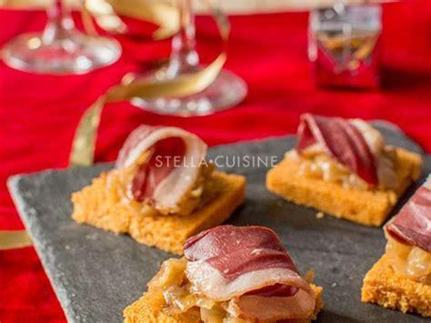 recettes de toasts  magret de canard