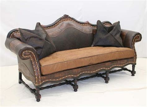 what is a settee hickory tannery big easy western sofa western sofas