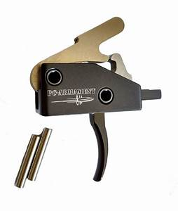 Ar Drop In Trigger Assembly Available In 3lb  4lb  4 5lb