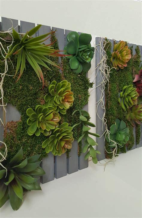 Vertical Succulent Garden by Diy Vertical Succulent Garden Crafty