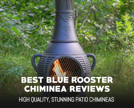 Chiminea Topper by Top 3 Blue Rooster Chimineas Reviews And Comparisons
