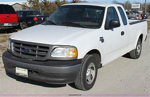 2002 Ford F150 Xl Supercab Pickup Truck