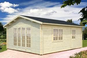 Gartenhaus Mit Glasfront : gartenhaus irene 23 9 m mit einer gr e von 4 70 x 5 70 m ~ Markanthonyermac.com Haus und Dekorationen