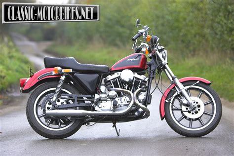 Harley Davidson Sportster  Classic Motorbikes