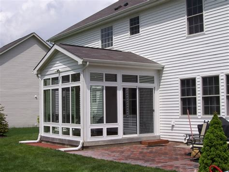 Enclosed Porch Windows by Remodeling Ideas For Enclosing A Porch Gallery