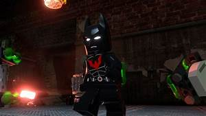 Batman Beyond Character Pack added to LEGO Batman 3 ...