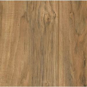 TrafficMASTER Lakeshore Pecan 7 mm Thick x 7-2/3 in Wide