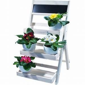 Jardiniere Pas Chere : jardini res jardin tag re fleur plateau fleurs plantes d 39 escalier pi destal balcon ~ Melissatoandfro.com Idées de Décoration