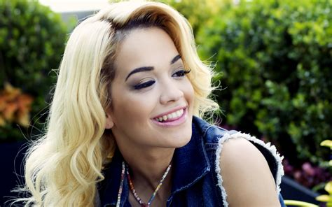 Rita Ora Hd Wallpapers For Desktop Download