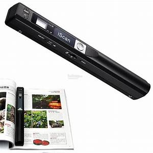 900dpi iscan hd portable handheld end 10 16 2018 1115 pm With handheld document scanner