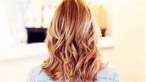 Balayage Ombré Blond : from blonde to ombre balayage youtube ~ Carolinahurricanesstore.com Idées de Décoration