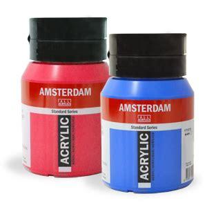 amsterdam standard acrylic paint 500ml