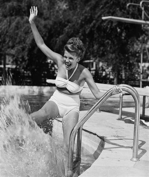 rita hayworth bikini rita hayworth rita hayworth in pictures pictures