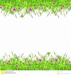 Garden Border Design Clipart - ClipartXtras