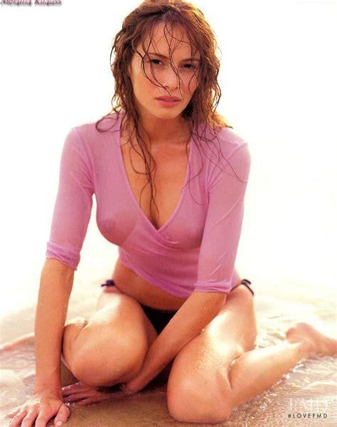 Photo Of Fashion Model Melania Knauss Id Models The Fmd