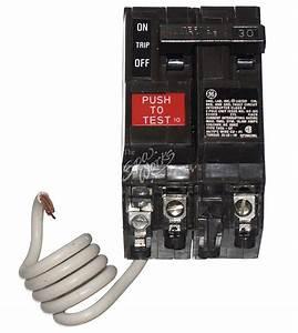 Caldera Spa Gfci Breaker  30 Amp  240 Volt
