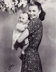 Ingrid Bergman with her daughter Pia Lindstrom | Celebrity ...