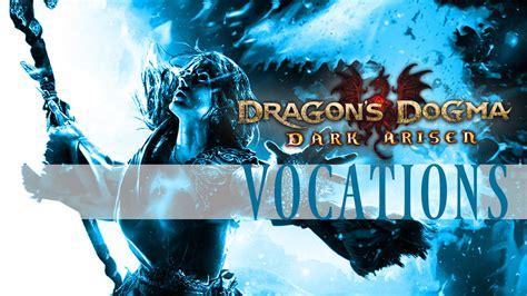 dragons dogma dark arisen remaster vocations mage