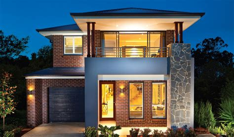 narrow style mediterranean house plans story depth level side view shaped