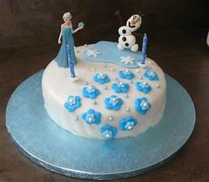 Gateau Anniversaire Reine Des Neiges : g teau aux trois chocolats d cor reine des neiges le ~ Melissatoandfro.com Idées de Décoration
