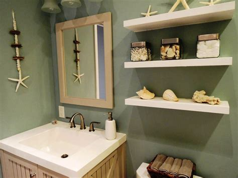 beach themed bathrooms  inspiration