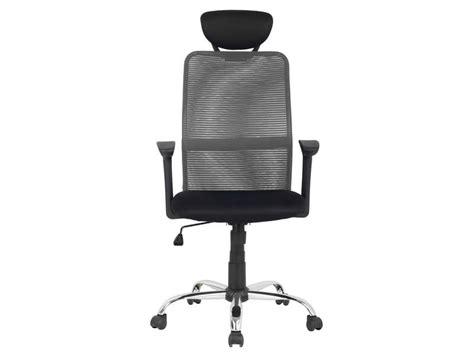 conforama fauteuil de bureau fauteuil de bureau theo coloris gris vente de fauteuil