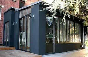 Verriere Atelier Exterieur : img 2749 extension maison pinterest agrandissement maison extension maison et verriere ~ Melissatoandfro.com Idées de Décoration