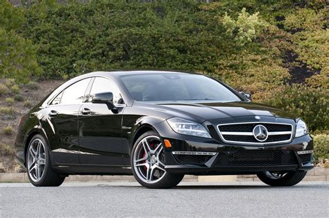 2018 Mercedes Benz Cls63 Amg Wvideo Autoblog