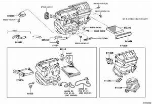 2011 Scion Tc Hvac Control Module  Air  Conditioning  Electrical