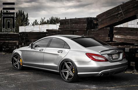 Mercedesbenz Cls550 Amg  Adv05 Track Spec Sl Wheels