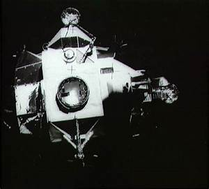 Image of the Apollo 13 Lunar Module/ALSEP spacecraft