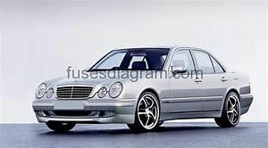 Fuse Box Mercedes W203