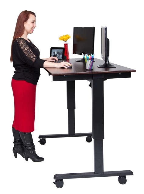 motorized stand up desk motorized stand up desk make everything you motorized