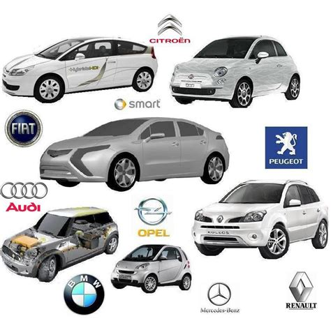 Electric Car Brands by Sufiy April 2010