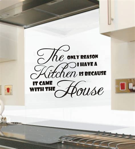 wall stickers for kitchen design the only reason i a kitchen kitchen wall 8887