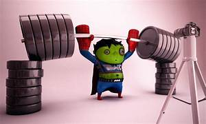 Little, Hulk, Superhero, Workout, Hd, Superheroes, 4k, Wallpapers, Images, Backgrounds, Photos, And