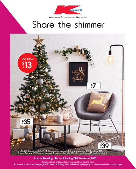 kmart decorations australia kmart catalogue decoration 19 nov 2015