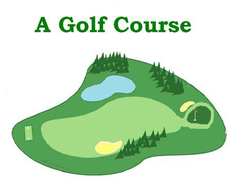Parts Of A Golf Course Purposegames