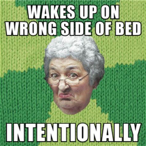 Granny Meme - sour granny 187 stimulant