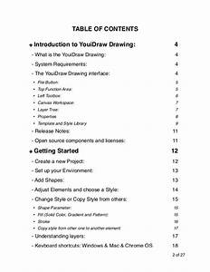 Youidraw Drawing User Guide