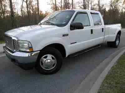 purchase   ford superduty  dually wd