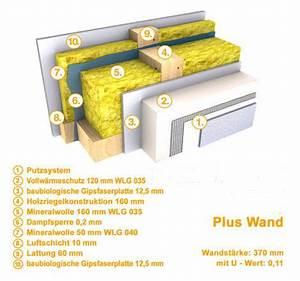 U Wert Holz : passivhaus wandaufbau u wert 0 11 hier klicken f r ~ Lizthompson.info Haus und Dekorationen